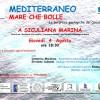 Incontro: Mediterraneo, Mare che Bolle. Siculiana Marina, Giov. 4 Ago. 18:30