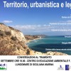 Territorio, Urbanistica e Legalità. Siculiana Marina, Sabato 3 Sett. 18:00