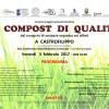 """Seminario: """"IL COMPOST DI  QUALITÀ"""". Castrofilippo, Ven. 3 feb. Ore 16:30"""
