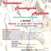 """Incontro di Aggiornamento sul Tema  """"Innovazioni Tecnologiche Applicate – Nuove Frontiere per il Lavoro"""". Bivona , Martedì 11 Aprile, Ore 16,30."""