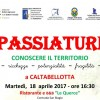 """Incontro """"Passiaturi. CONOSCERE IL TERRITORIO"""". Caltabellotta, Mar. 18 aprile Ore 16,30"""
