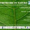 Seminario: Costruire in natura – materiali e tecniche innovative ispirate alla tutela dell'ambiente. Siculiana Marina, Merc. 12 Luglio 18:00