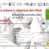 """Seminario """"Decoro urbano e riduzione dei rifiuti"""". Grotte, Giovedì 23 Nov. 16:30"""