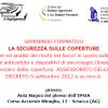 SEMINARIO FORMATIVO LA SICUREZZA SULLE COPERTURE. Sciacca, 22 Marzo