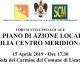 Forum: Il Piano di Azione Locale Sicilia Centro Meridionale. Licata, Lun. 15 Apr. 17:30