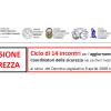 """Ciclo di 14 Incontri sull'Aggiornamento di """"Coordinatore Sicurezza dei Cantieri"""". Varie Sedi dal 12 Feb. al 2 Mag. 2018"""