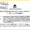 Agrigento: Sportello Unico per l'Edilizia, Delibera e Regolamento – Giugno 2017
