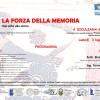 """Seminario """"LA FORZA DELLA MEMORIA – Dal mito alla storia"""". Siculiana Marina, Lun. 3 Lug. Ore 18:00 – Centro """"Alaimo"""""""