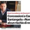 """Concessioni a Canicattì, Santangelo: """"Non c'è alcun rischio di revoca"""""""