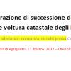 Corso: La dichiarazione di successione dei beniereditari. Agrigento, 13 e 14 Marzo