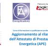 Corso Aggiornamento al rilascio dell'Attestato di Prestazione Energetica (APE)