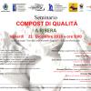 Seminario: Compost di Qualità. Ribera, Ven. 21 Dic. 9:00