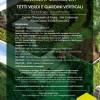 Seminario: Tetti Verdi e Giardini verticali. Favara, Lun. 27 Nov. 15:30