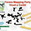 Mapping party dei Vicoli, cortili, scalinate, archi e orti del centro antico di Favara, Dom 16 Ott.