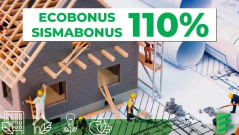 Webinar: ECO + Sismabonus 110%. Ven 5 Marzo ore 11:00