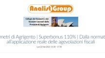 Superbonus 110% – Dalla normativa all'applicazione reale delle agevolazioni fiscali.