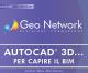"""Corso Geo Network """"Autocad 3D… per capire il BIM"""""""