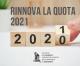 Tassa Annuale di Iscrizione all'Albo 2021